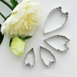 CORTANTE PEONIA, petalos de peonia, flores, CelCrafts